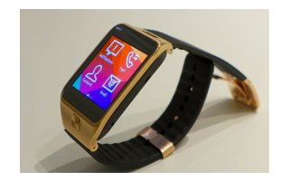 How To Use Apps Screen - Samsung Gear 2