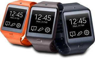 How To Use App Screen - Samsung Gear 2 Neo