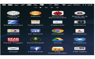 How To Use FM Radio - Sony Xperia Z2