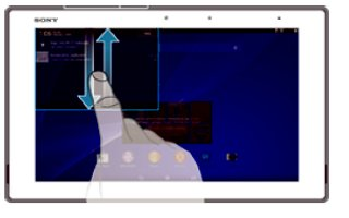 How To Use Notification - Sony Xperia Z2 Tablet