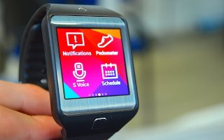How To Use Schedule App - Samsung Gear 2