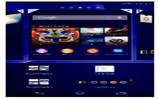 How To Use Widgets - Sony Xperia Z2