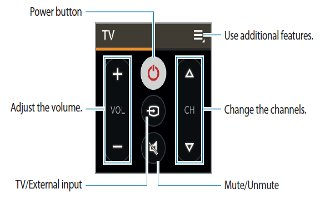 How To Use WatchON Remote - Samsung Gear 2