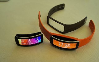 How To Use Timer App - Samsung Gear Fit