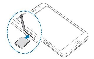 How To Insert SIM Card - Samsung Galaxy Tab Pro