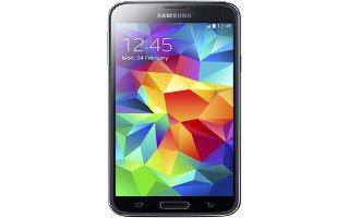 How To Take Screenshot - Samsung Galaxy S5