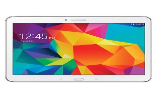 How To Send Contacts With Bluetooth - Samsung Galaxy Tab 4