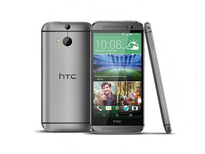 How To Transfer Content From Android Phone - HTC One M8