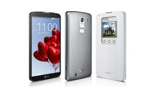 How To Take Screenshot - LG G Pro 2