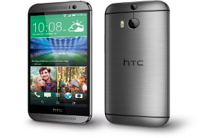 How To Enter Text Using Trace Keyboard - HTC One M8