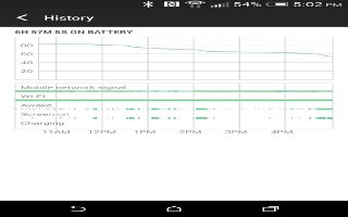 How To Improve Battery Life - HTC One M8
