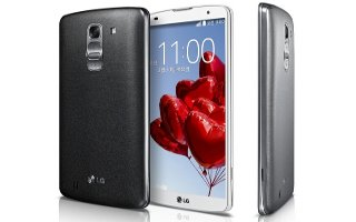 How To Enter Text - LG G Pro 2
