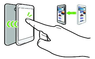 How To Use NFC - HTC One M8