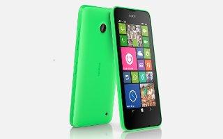 How To Navigate - Nokia Lumia 630