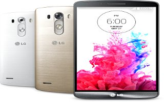 How To Use Home Screen - LG G3