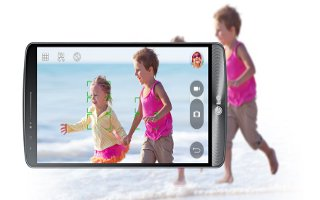 How To Use Video Camera Settings - LG G3