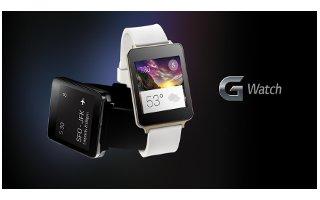 How To Swipe Away Cards - LG G Watch
