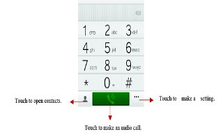 How To Make Calls - Gionee M2