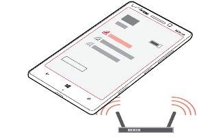 How To Use WiFi - Nokia Lumia Icon
