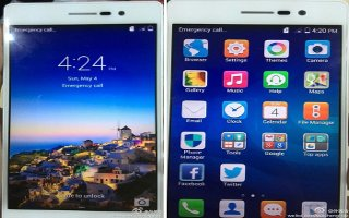 How To Make Calls - Huawei Ascend P7