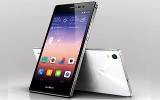 How To Use Face Unlock - Huawei Ascend P7