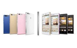 How To Take Screenshot - Huawei Ascend G6