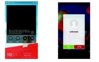 How To Setup Fake Call - Gionee Elife E7 Mini