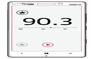 How To Use FM Radio - Nokia Lumia Icon