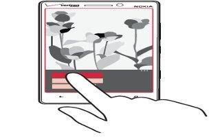 How To Lock Screen - Nokia Lumia Icon