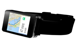 How To Get Direction - LG G Watch