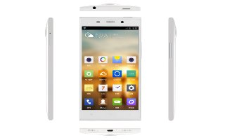 How To Create Folders - Gionee Elife E7 Mini