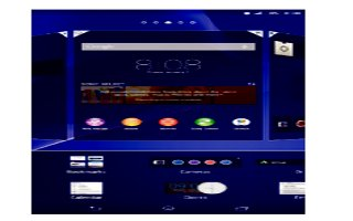 How To Use Widgets - Sony Xperia C3 Dual