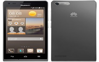 How To Insert Memory Card - Huawei Ascend G6