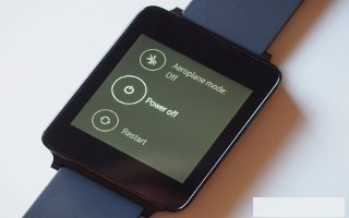 How To Use Airplane Mode - LG G Watch