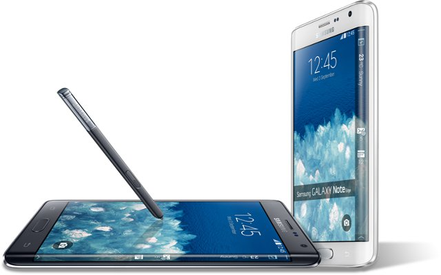 Samsung Galaxy Note Edge Releasing Soon In US And UK