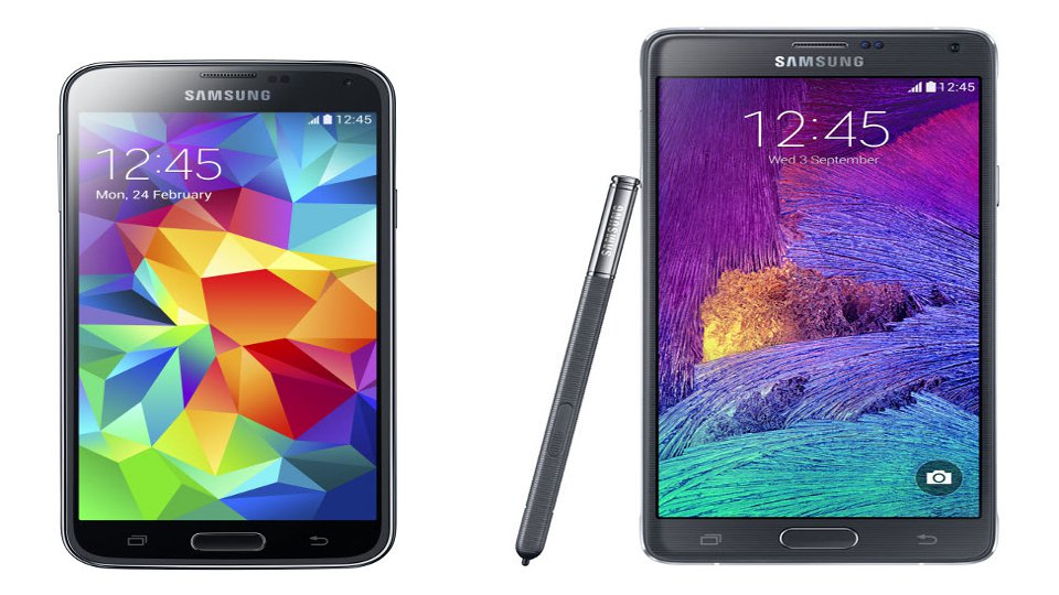 Samsung's Galaxy S5 And Galaxy Note 4 Will Get Android L By November