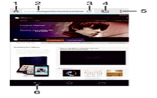 How To Use Browser - Sony Xperia C3 Dual