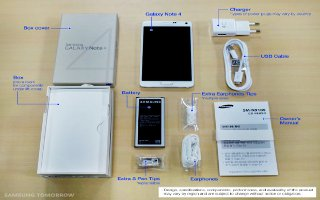 Galaxy Note 4 Release Date And Unboxing Video Emerges