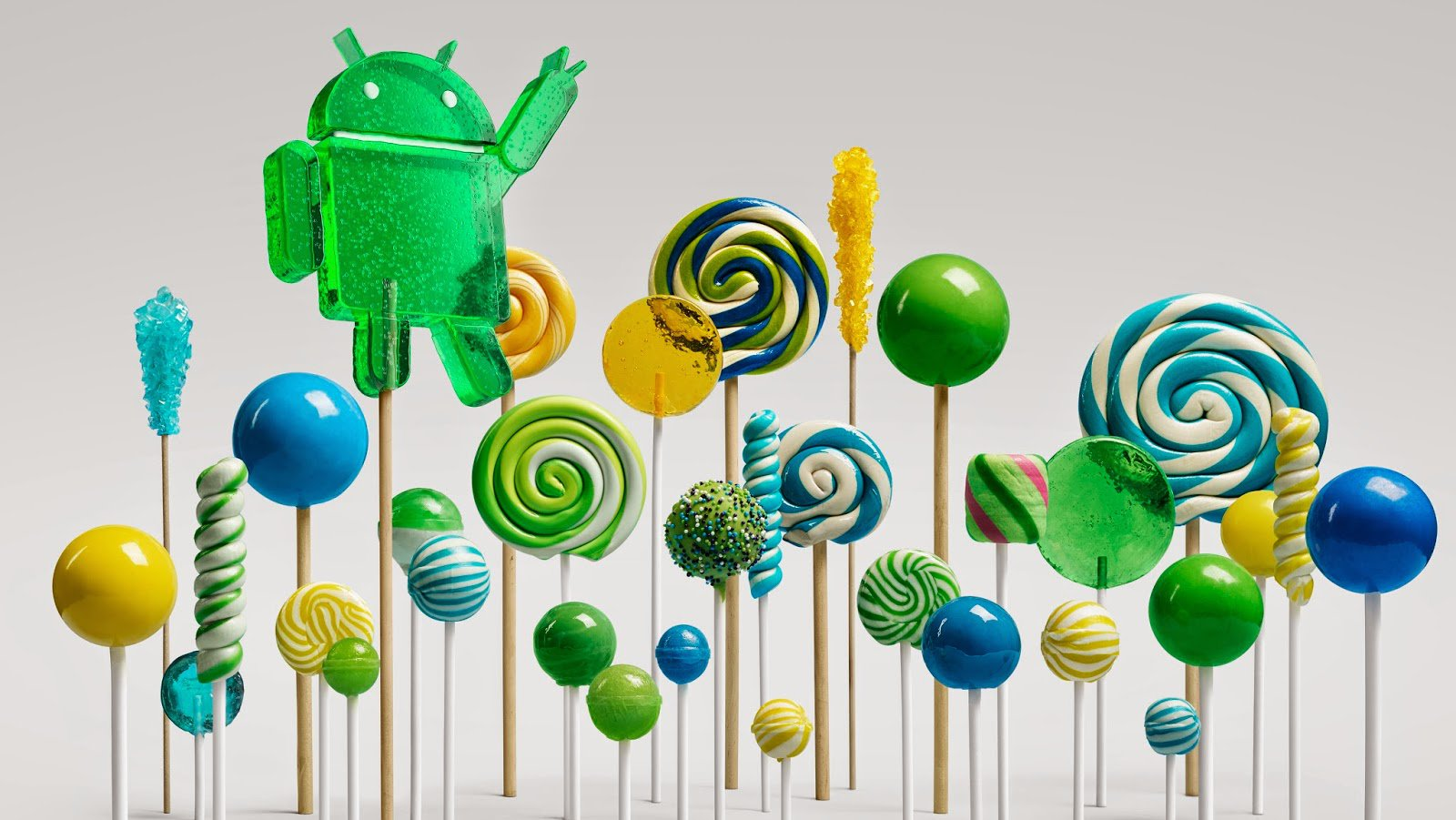 Google Announced Android 5.0 Lollipop, Nexus 6 And Nexus 9