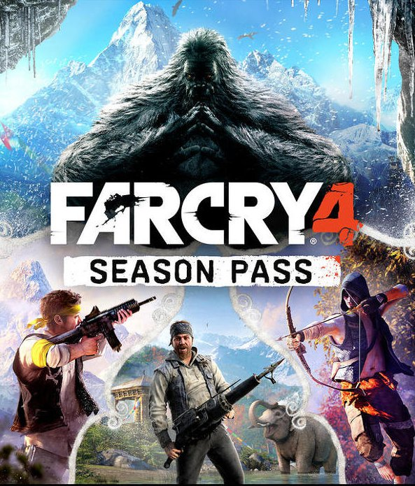 Far Cry 4 Season Pass Offers Drugs, Yetis, And Prison Breaks