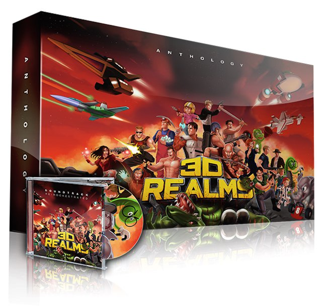 3D Realms Is Back With 32 Games Anthology Release