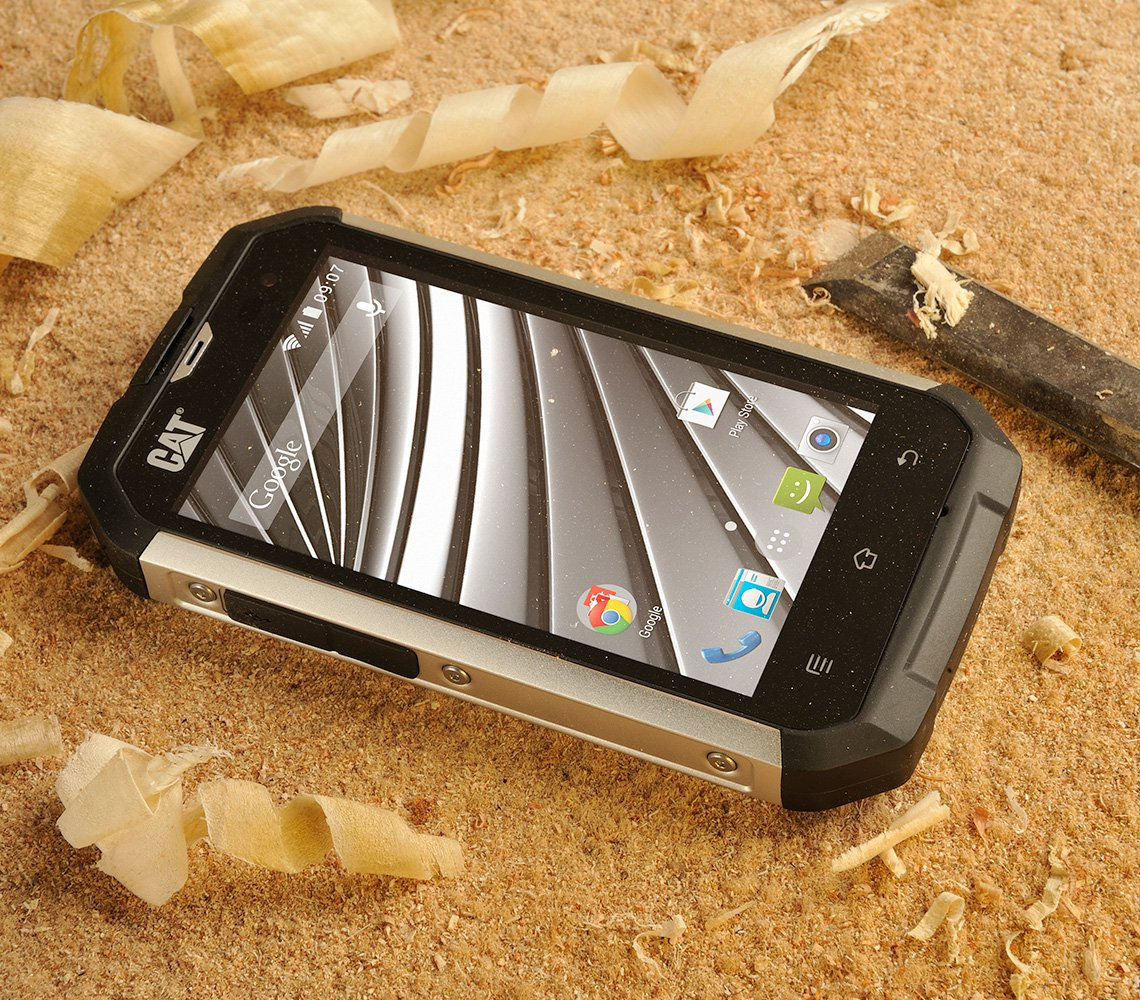 Rugged CAT Phones B15Q, B100 And S50 Now Available In US