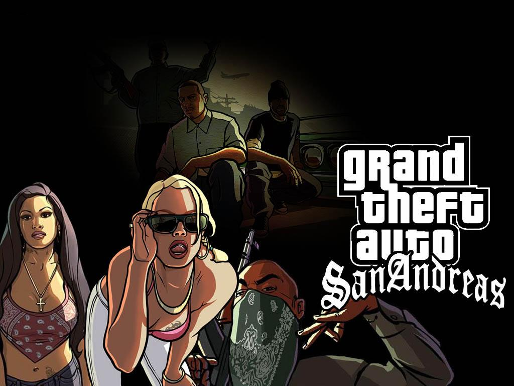 GTA San Andreas HD Now Available For Xbox 360