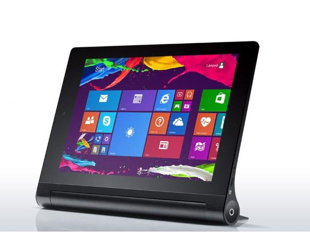 Lenovo Launched New 13-Inch Windows Yoga Tablet 2