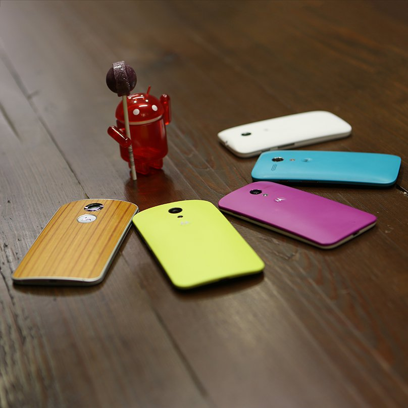 Android 5.0 Lollipop Coming To Moto X, Moto G, Moto E, And More