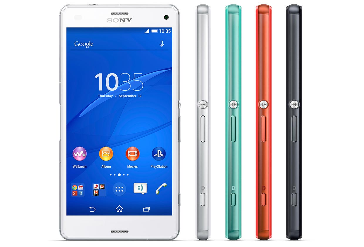 Sony Xperia Z3 Compact Now Available In US