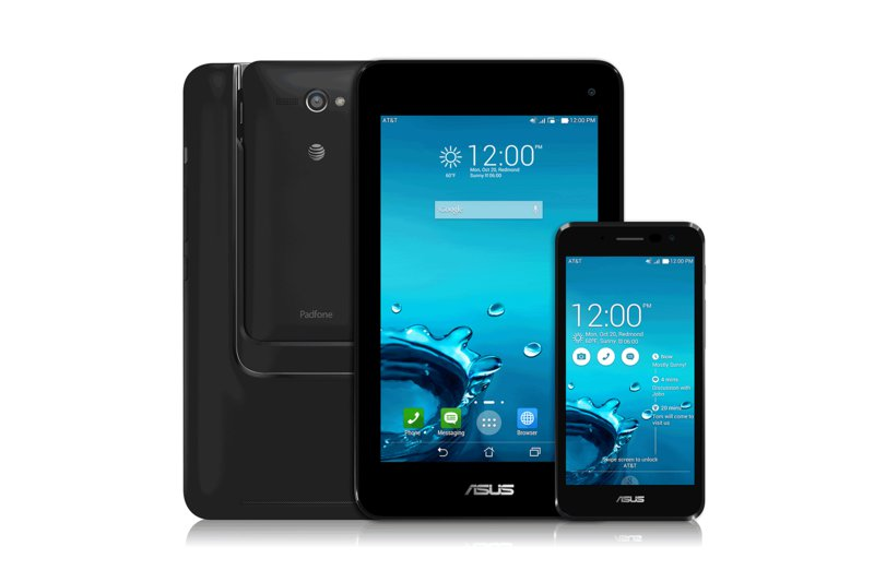 ASUS PadFone X Mini Phone And Tablet Reaches AT&T