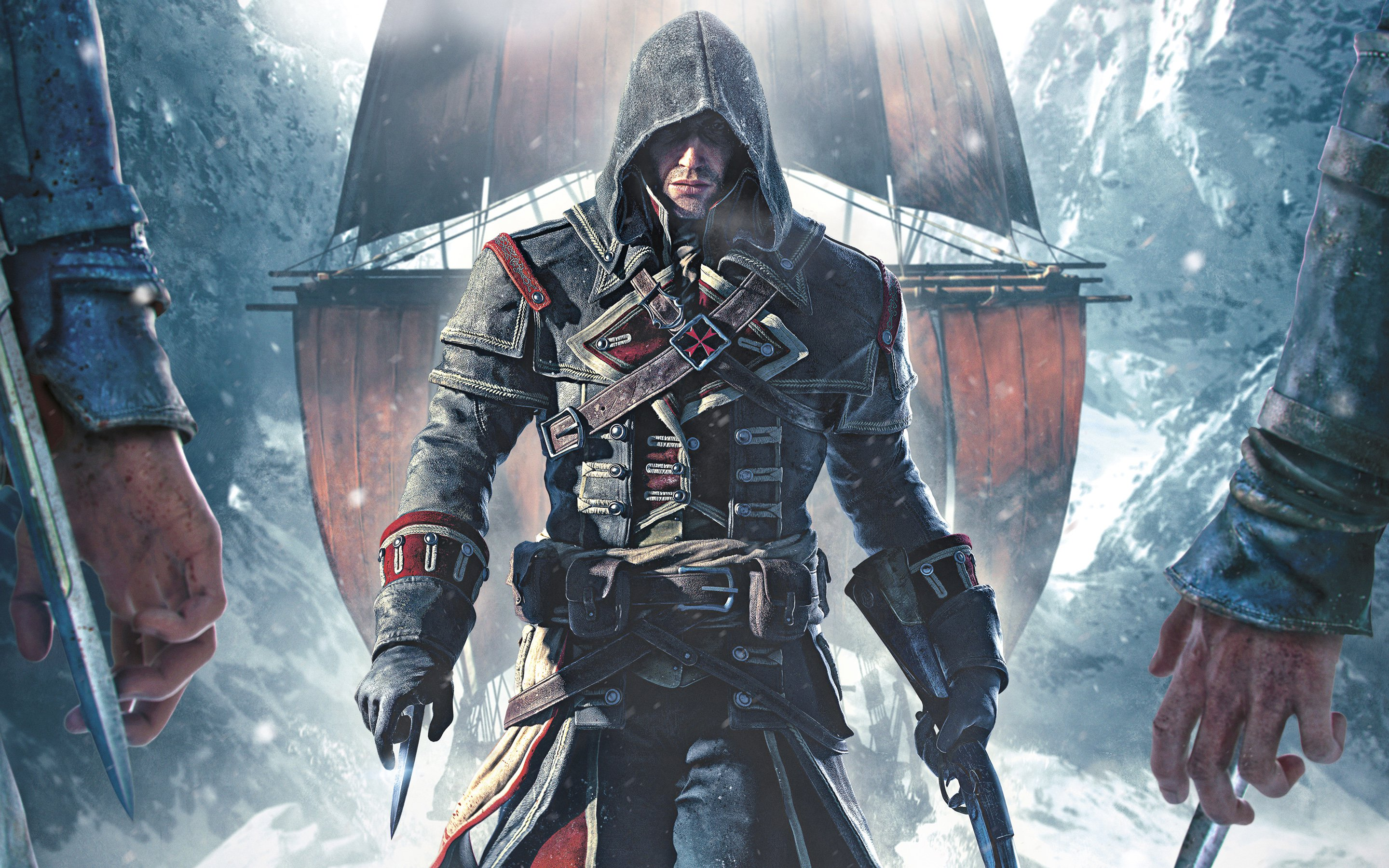 Assassin's Creed Rogue Release On Nov 14