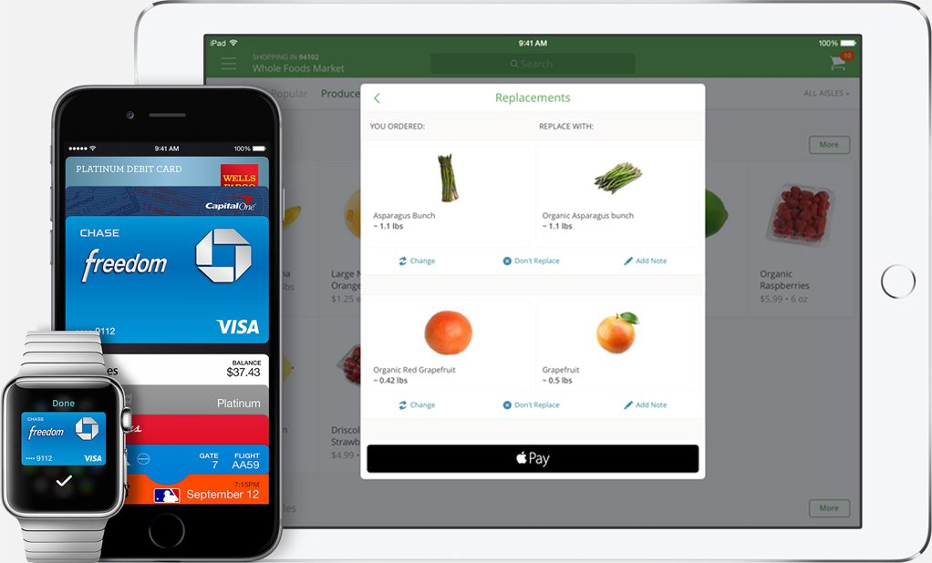 Apple Pay Launched, With Limits