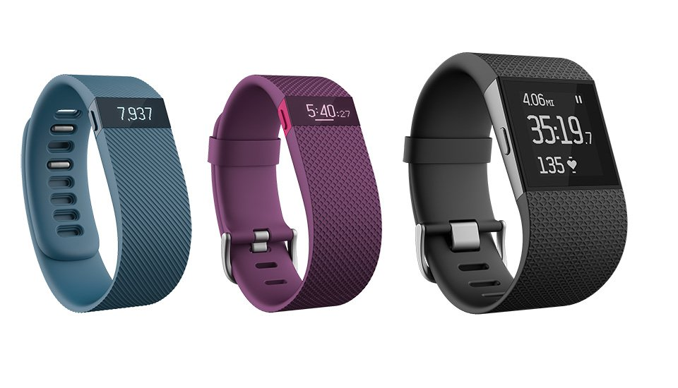 Fitbit Unveils Fitness Trackers And Super Watch